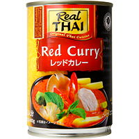 Canned Red Curry