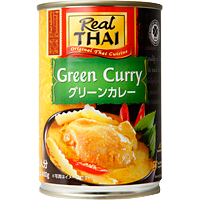 Canned Green Curry