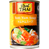 Canned Tom Yum Soup
