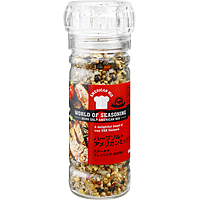 Herb Salt American Mix Grinder