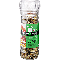 Herb Salt Italian Mix Grinder