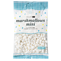 Mini Marshmallows (White)