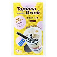 業務スーパー 冷凍タピオカドリンク(ミルクティー)