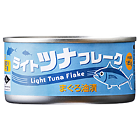 Light Tuna Flakes (Bigeye Tuna Flakes in Oil)