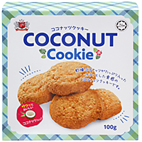 Coconut Cookie (in Box)
