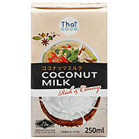 Thai Coco Coconut Milk (Carton)